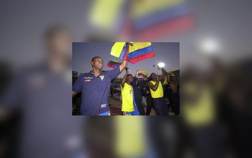 Ekvadoras. Futbolas