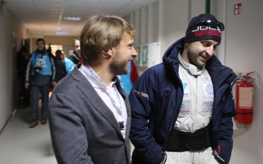 V. Švedas: WRC etapas Lietuvoje ir Lenkijoje yra šiek tiek neįvertintas mūsų pačių