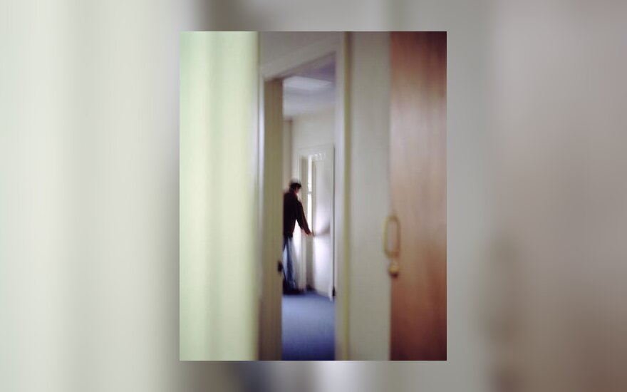 Vagis, vagystė, koridorius, butas