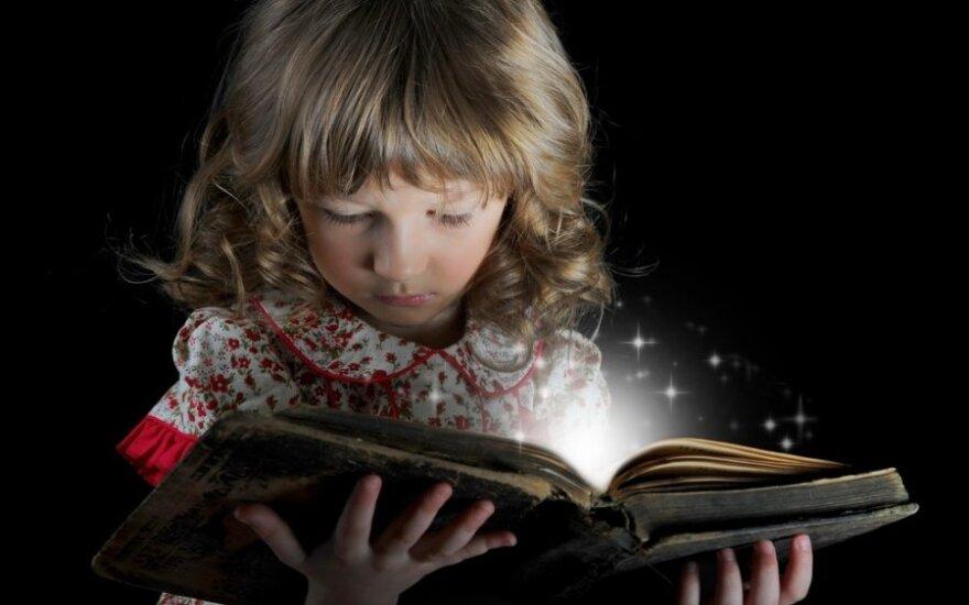Unikali galimybė: vaikų kuriamos pasakos virsta knygomis