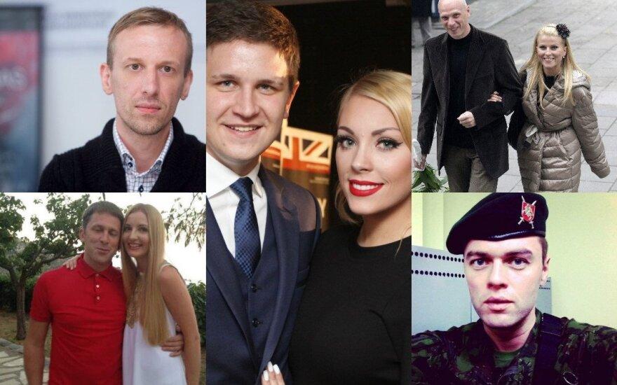M. Adomaitis, E. Dragūnas, E. Sebrova, L. Mondeikaitė, E. Norkevičius, R. Mikelkevičiūtė, R. Remeikis, I. Krupavičius