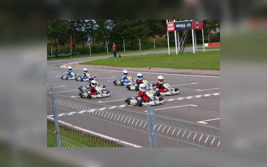 BMW Formulės Mini lenktynės