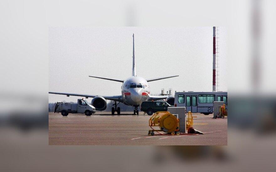 Iš Vilniaus lėktuvu bus pasiekiamas Stokholmas, Amsterdamas, Berlynas