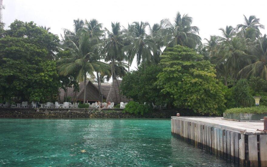 Maldyvuose atostogavusi lietuvaitė pamatė kitą rojumi vadinamo salyno pusę
