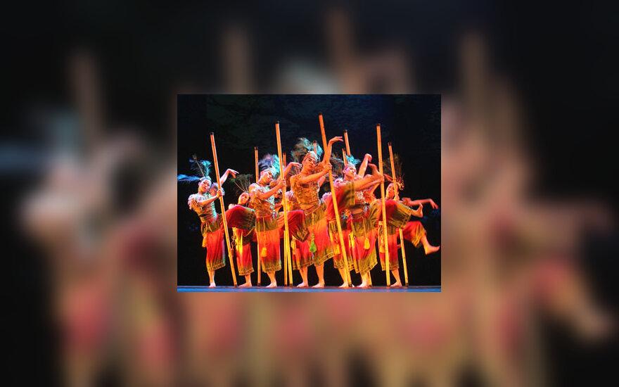 Malaiziečių šokis