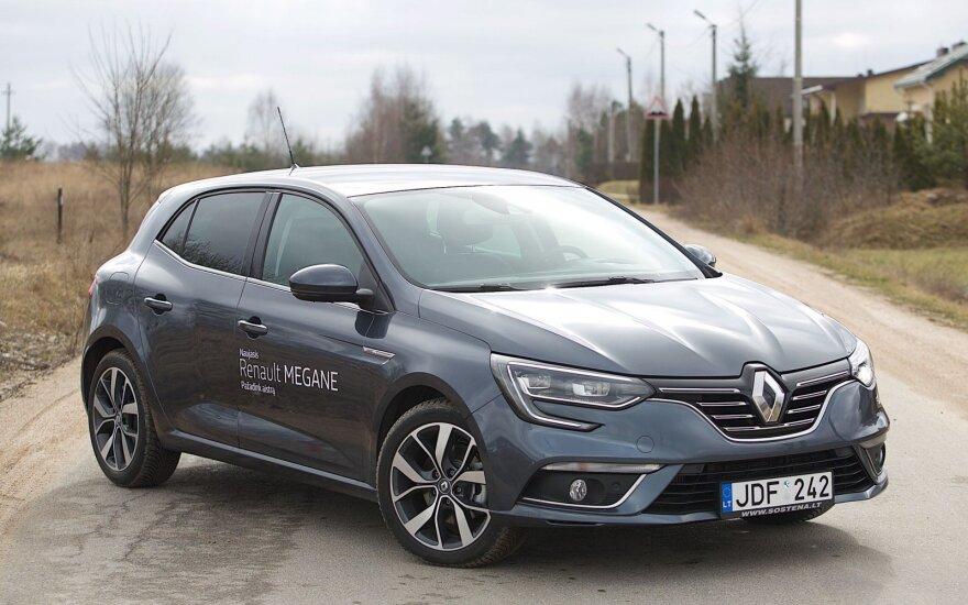 """Renault Megane"""