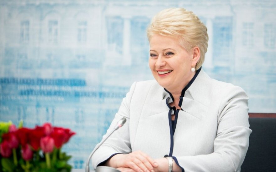 Laiškas prezidentei: būkite šiuolaikine Lietuvos Vytaute Didžiąja