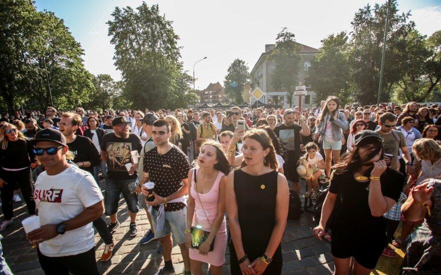 Aludarių festivalis Klaipėdoje 2019