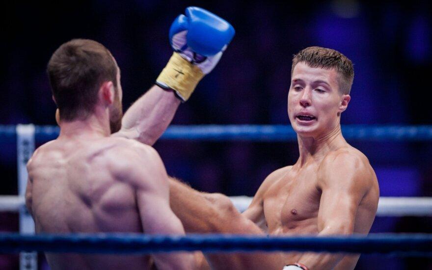 Muai tai čempionatui besiruošiantis Jasiūnas žada parvežti į Lietuvą medalį