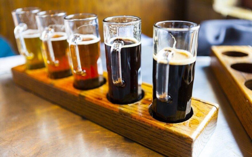 Demografijos spaudžiama alaus pramonė traukiasi