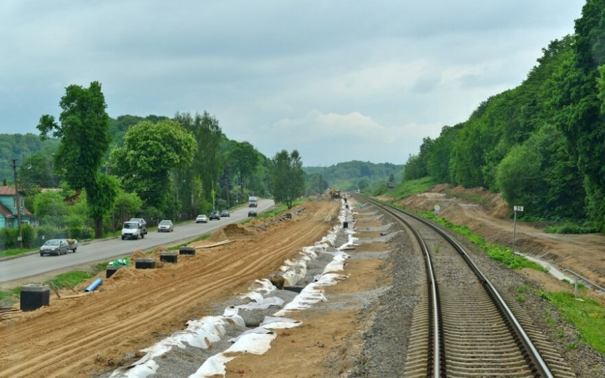 Work on Rail Baltica going smoothly, Lithuanian PM says