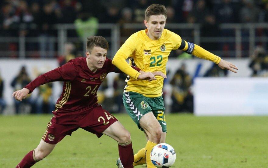 Galimybė Lietuvai patekti į Europos futbolo čempionatą – UEFA Tautų lyga