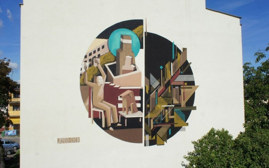 """""""Vilnius Street Art"""""""