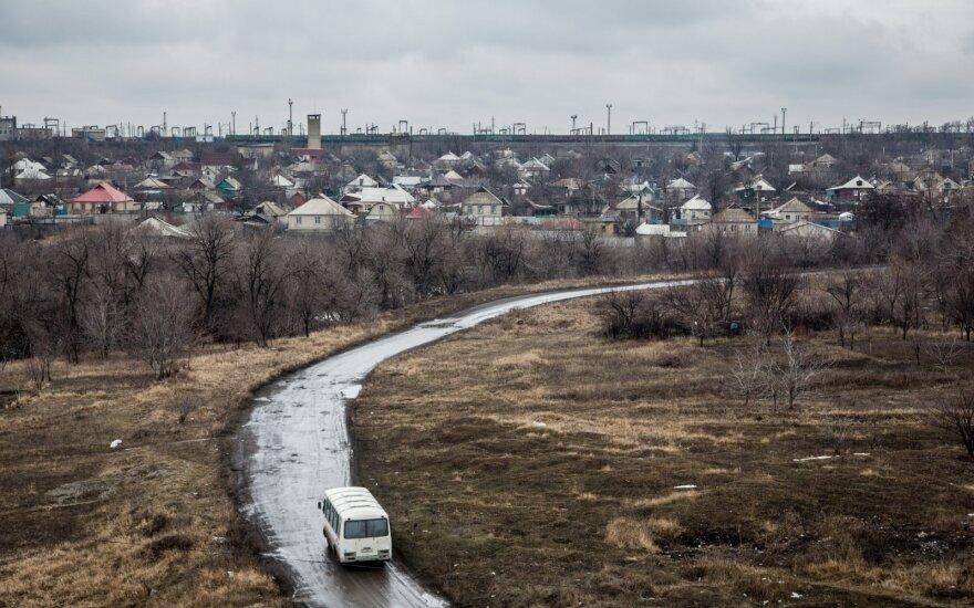 Ukraina negali leisti įšaldyti Minsko procesą, sako diplomatijos vadovas