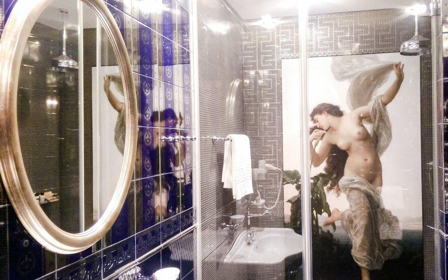 """Niekam nenuomojami Druskininkų """"Aqua"""" kambariai audrina vaizduotę"""