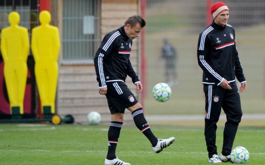 Ivica Oličius ir Mario Gomezas