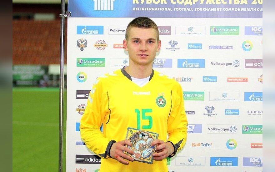 Donatas Kazlauskas (Com-cup.com nuotr.)