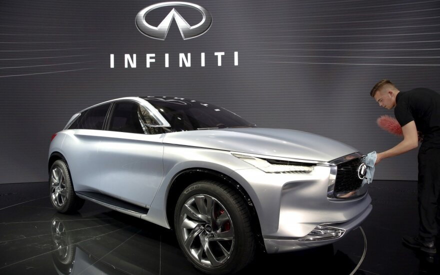 """Infiniti QX Sport Inspiration"""