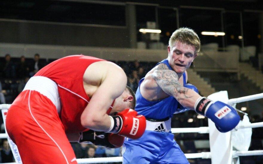 Kuriozas: į Baku išsiruošęs E. Petrauskas Europos žaidynėse nestartuos