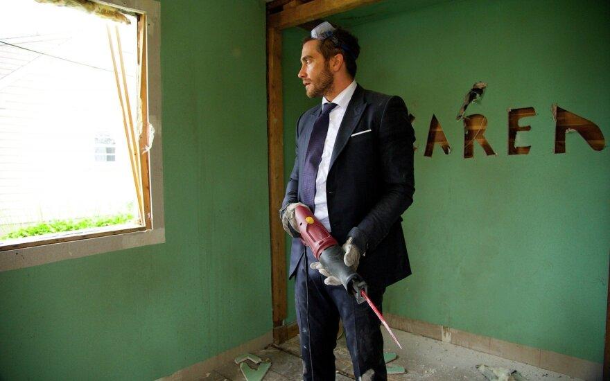 "Jake Gyllenhaal filme ""Praradimas"""