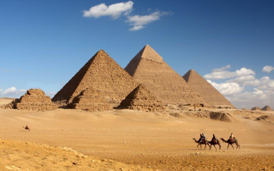 Įkaite Egipte pabuvusi gidė: sėdėjome šaltame ir tamsiame autobuse, buvo baisu