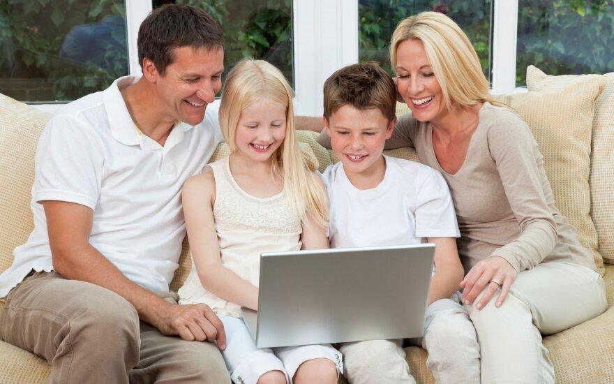 Atmintinė tėvams: ką galite padaryti, kad vaikui mokykloje sektųsi
