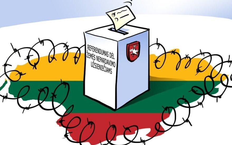 Referendumas dėl žemės pardavimo užsieniečiams