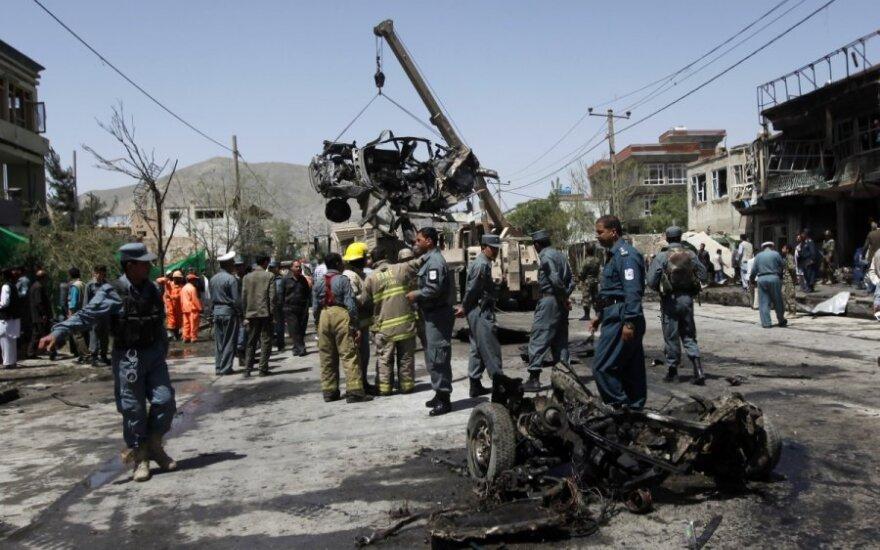 Afganistane žuvo 5 NATO kariai
