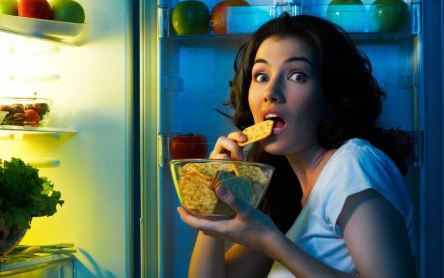 Dauguma moterų nustoja laikytis dietos po penkių savaičių