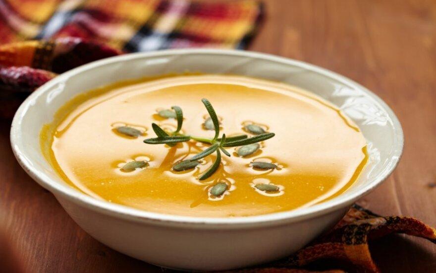 Vilniečiai kviečiami pasivaišinti lėkšte sriubos