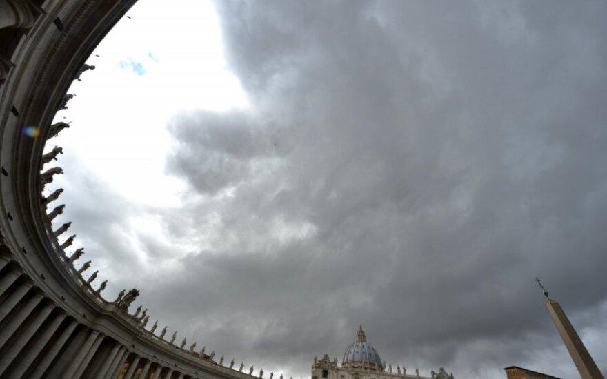 Vatikanas 2020 metais atidarys popiežiaus Pijaus XII archyvus