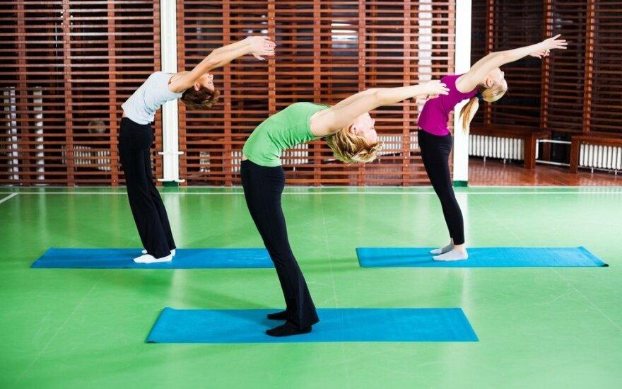 4 pratimai, kurie padės greitai pašalinti riebalus nuo pilvo