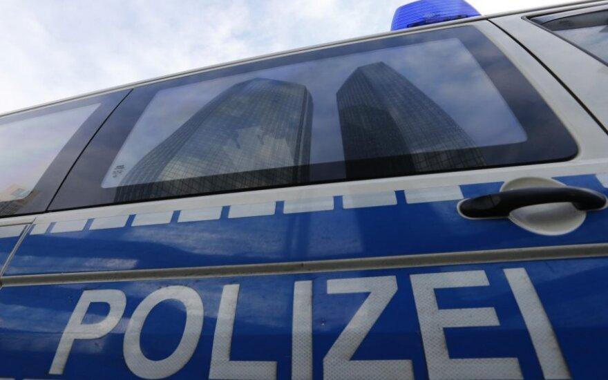 Vokietijoje suimti keturi įtariami teroristai