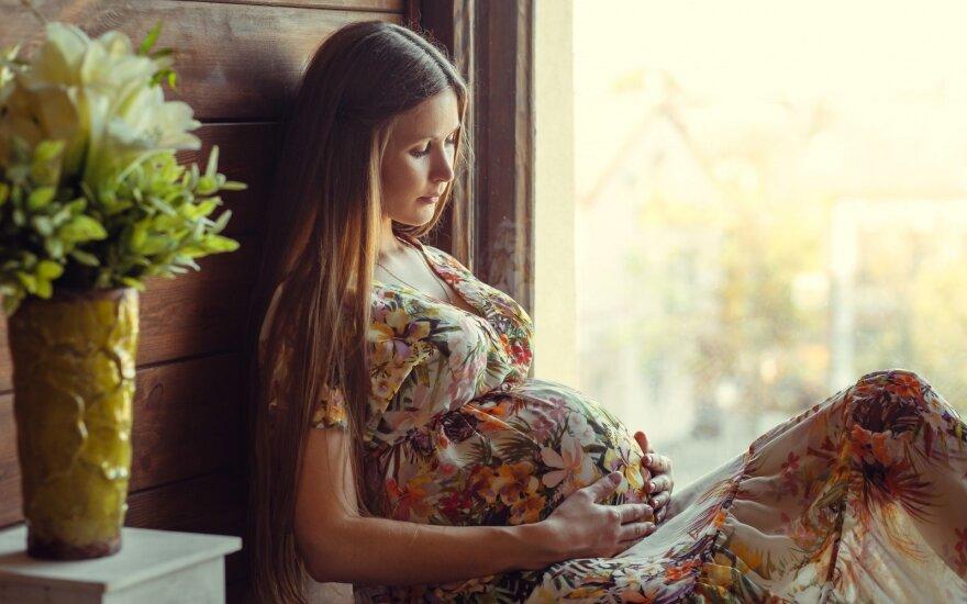 Apie kūdikio laukimą po netekties