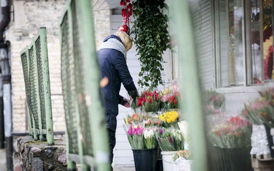 Pricer.lt: Moters dieną gėlių kainos - labai skirtingos