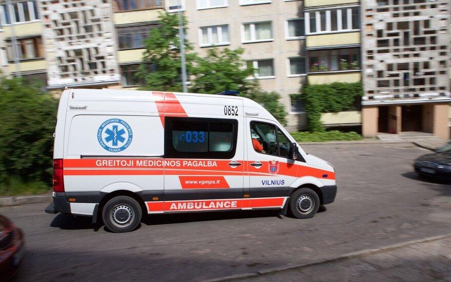 Dėkoja greitosios medicinos pagalbos darbuotojams – apstulbo sulaukusi tokio skambučio