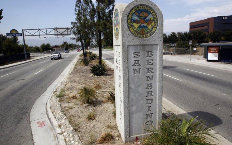 San Bernardino  miestas