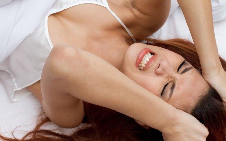 Baisius skausmo priepuolius sukeliančią ligą gali suvaldyti sveikas gyvenimo būdas