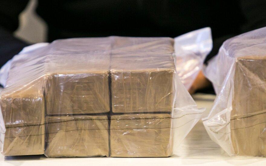 Narcotics shipment