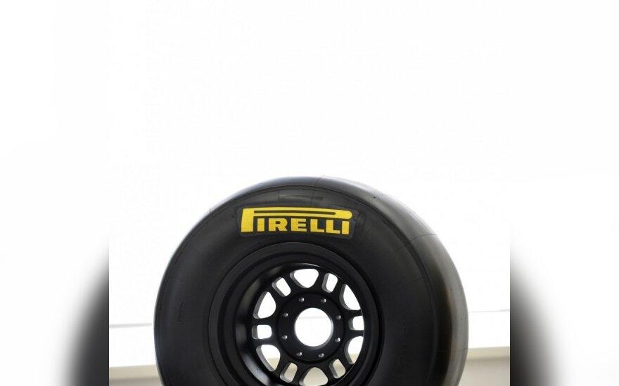"""""""Pirelli"""" padanga"""