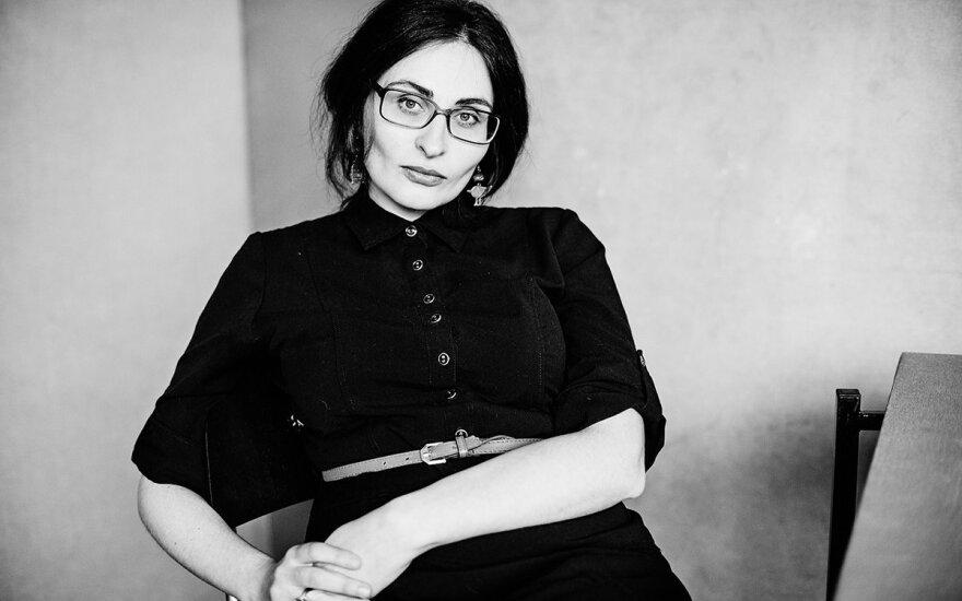 Eglė Vertelytė