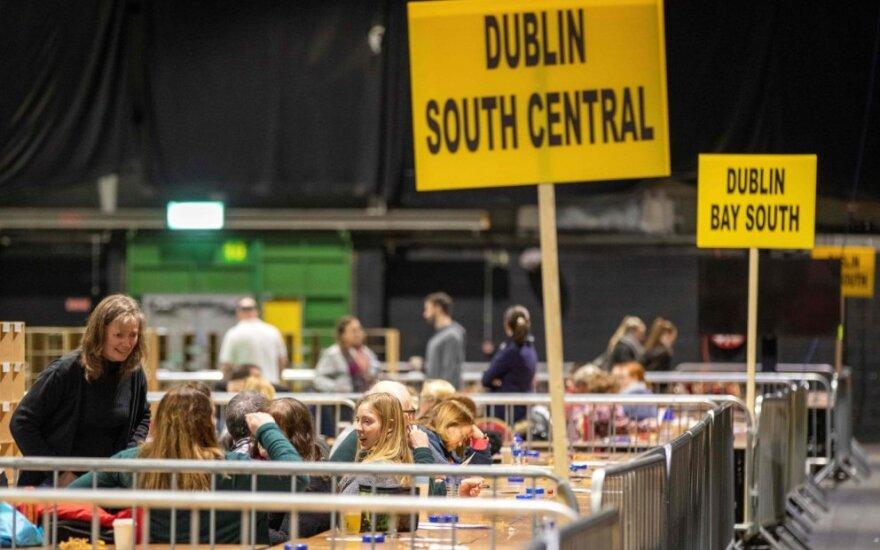 Rinkimai Airijoje