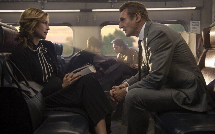 "Liamas Neesonas filme ""Slaptas keleivis"""