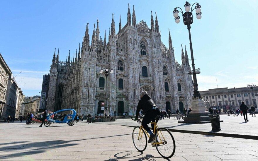 Ištuštėjęs Milanas