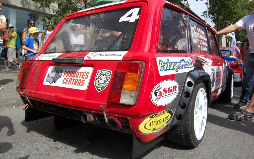 "Komandos ""VAZ 2104 Turbo"""