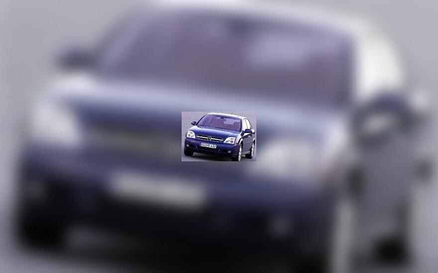 """Opel"" automobilis"