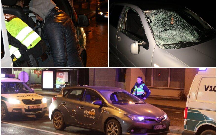 Tamsioji šventinės nakties pusė Vilniuje: žuvo moteris, daugybė smurto, girti vairuotojai