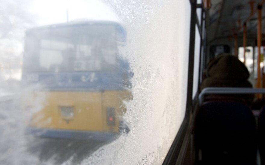 Vilnietis: kelionė autobusu primena fantastinį filmą!