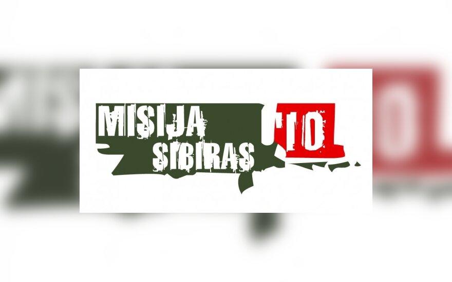 """""""Misija Sibiras'10"""": skelbiami atrinktieji bandomojo žygio dalyviai"""