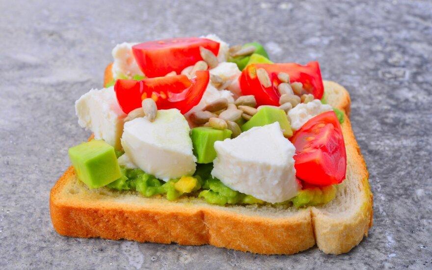 Paprasti būdai sulieknėti neskaičiuojant kalorijų